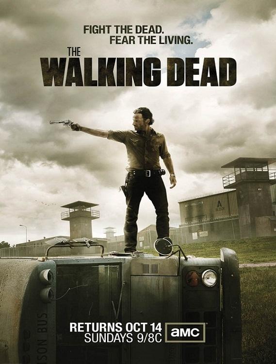 The Walking Dead S04E15 (Türkçe Altyazı) HDTV x264 & 720p indir