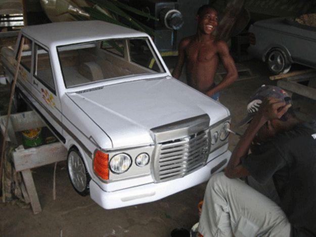 Nietypowe trumny z Ghany 6