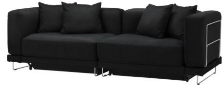 50 auf tyl sand sofas bei ikea. Black Bedroom Furniture Sets. Home Design Ideas