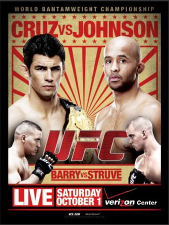 Poster via Zuffa LLC