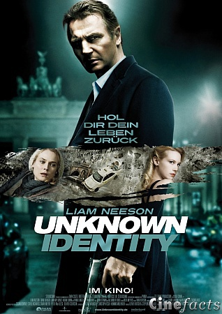 Cover: Unknown.Identity.R5.LD.German.XViD-Pleaders