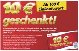 real,- 10 Euro geschenkt
