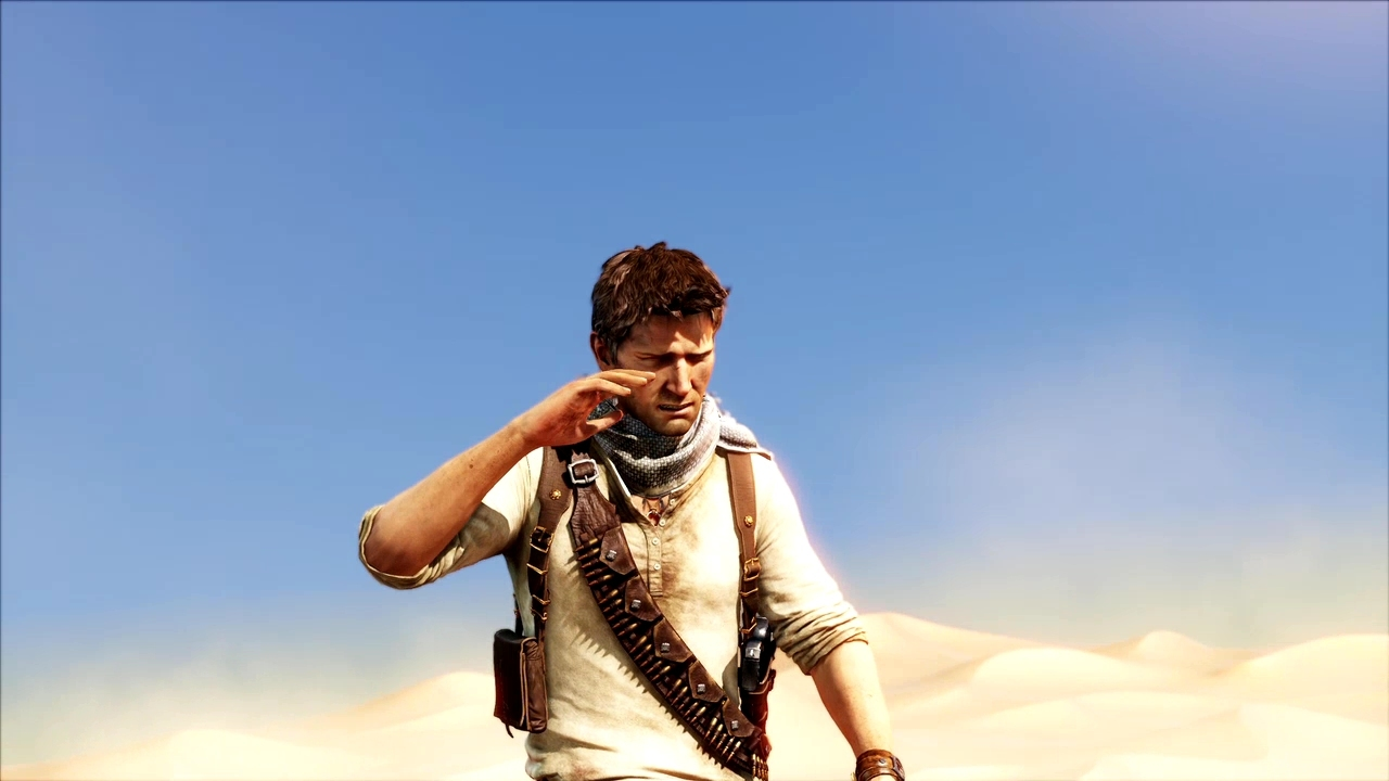 Uncharted 3 Time to Waste