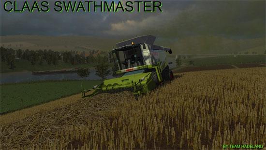 Claas Swathmaster