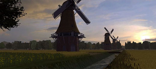 Holland Map Mod