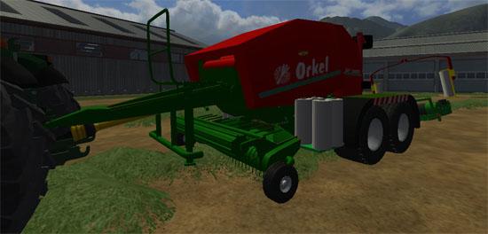Orkel 1250 V2