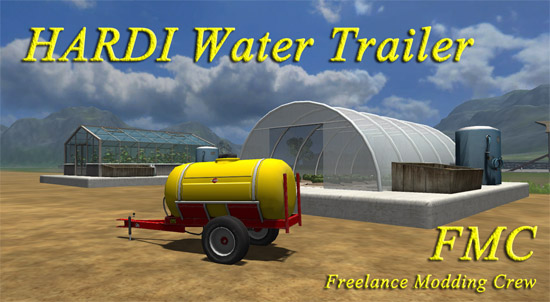 untitled 6 437a7wk Hardi Water Trailer (FMC) For DLC 3 Only