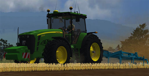 John Deere 8530 Full By Julian11 V 5.2 Fixed