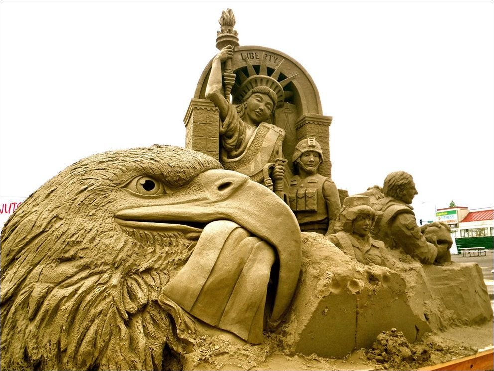 Rzeźby z piasku #5 21