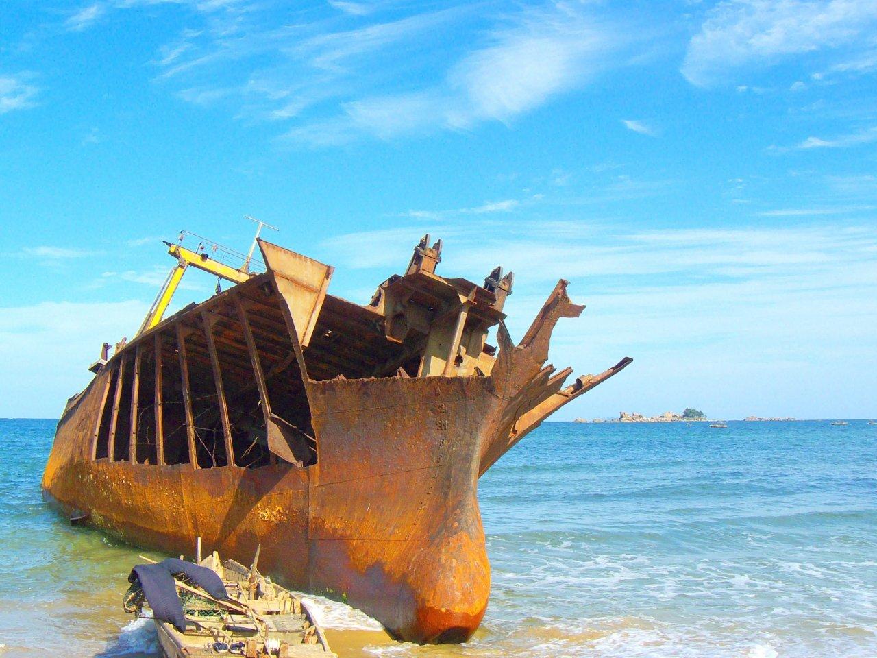 Wraki statków #2 27