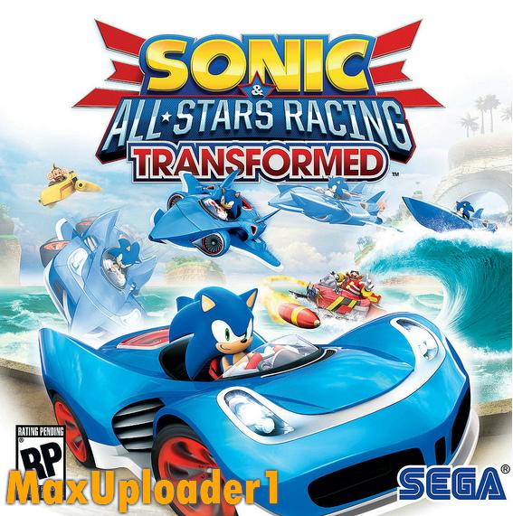 Sonic & Sega All-Stars Racing Transformed (2012)