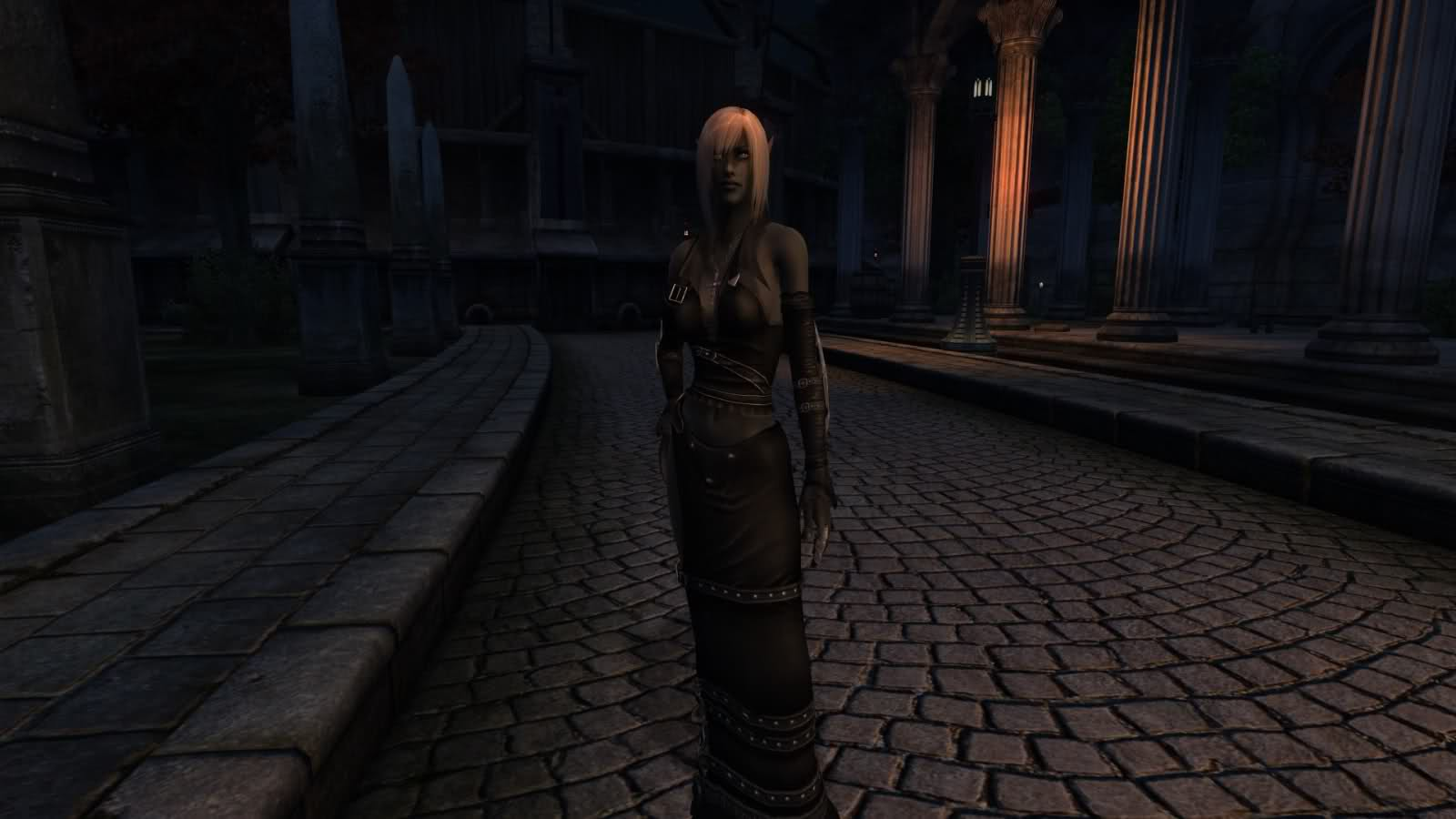 Pretty enhancements oblivion mod sexy download
