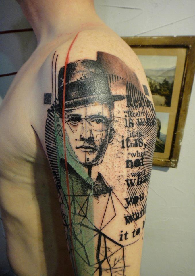 Tatuaże nieco inaczej 33