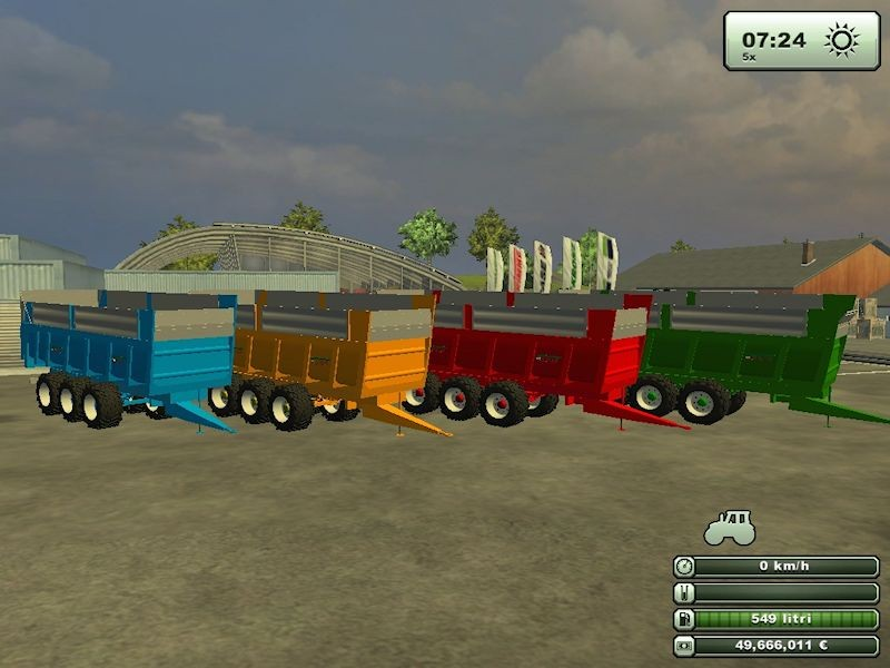 VAIA nl28 old pack –  Farming Simulator 2013 Mod