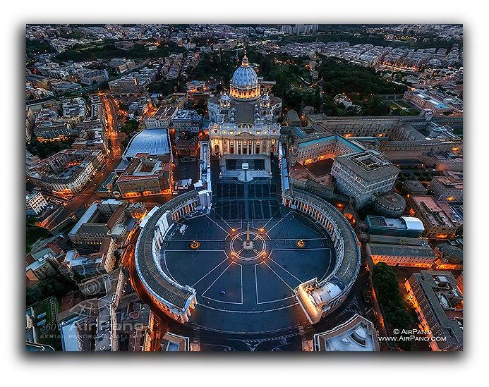PANORAME RAZNIH PREDELA NA SVETU  Vatikanpujxs