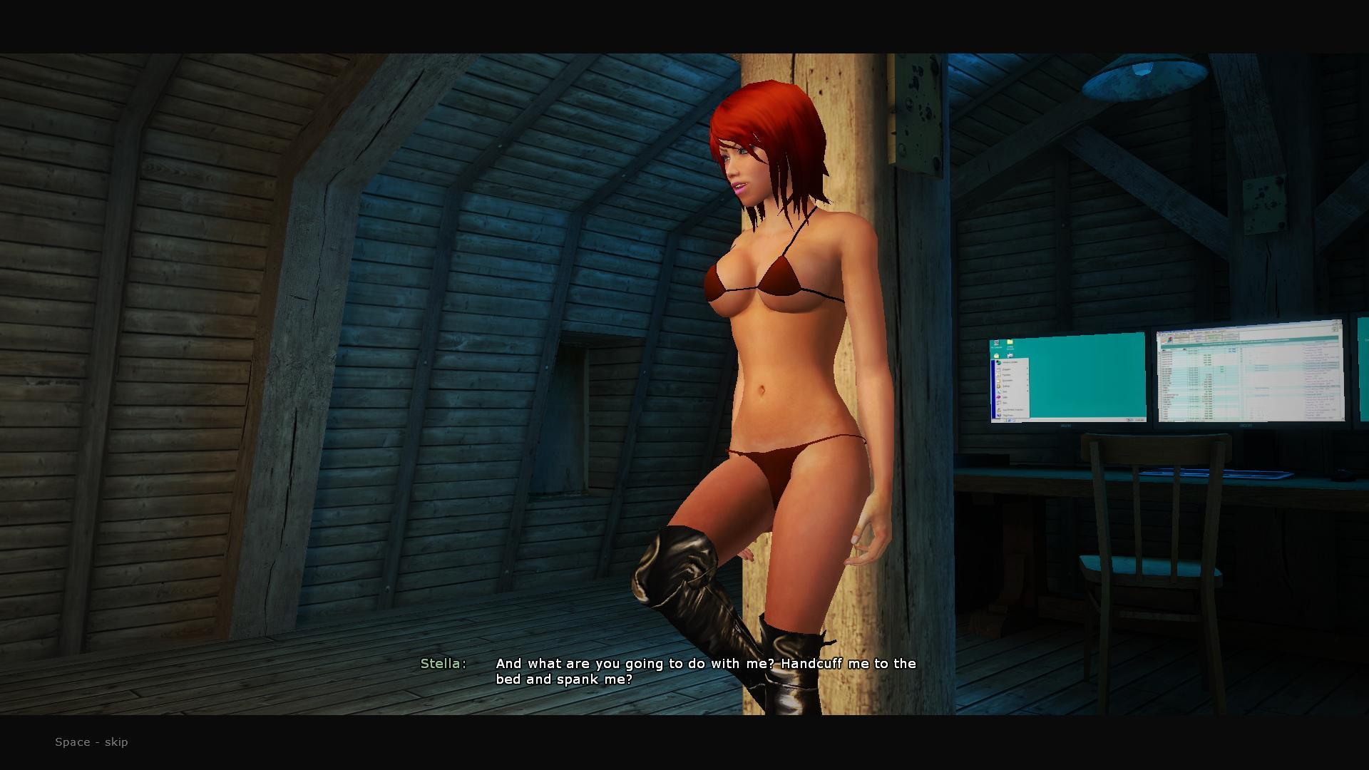 Nude sex games for psp nsfw clip
