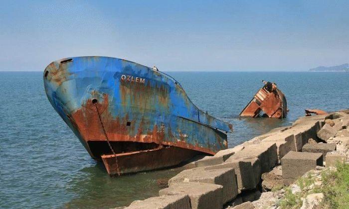 Zapomniane wraki statków 15