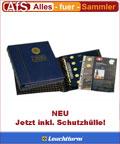 Leuchtturm Vista Album f. deutschen 2 Euro Gedenkmünzen