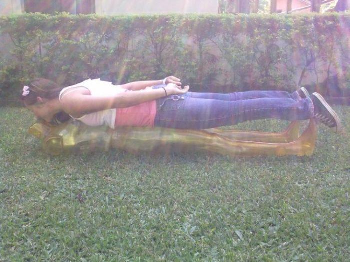 Planking - zabawa w leżenie 36
