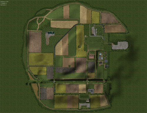 Vogelsberg Map