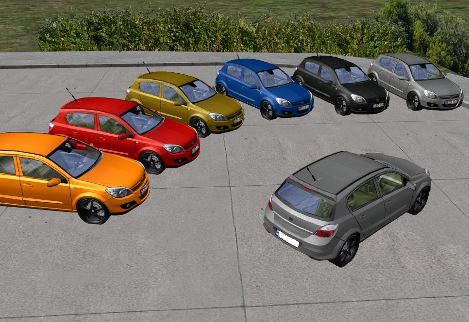 Fahrzeugenscheiben für ki fahrzeug erstellen fahrzeugbau
