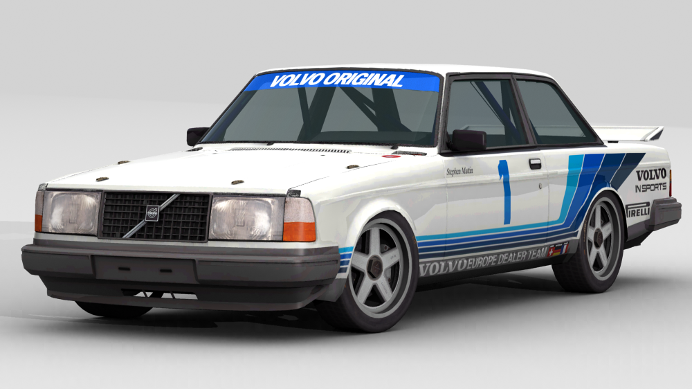 Volvo The Game Nogripracing Forums