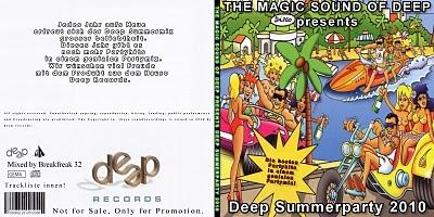 DJ Deep - Deep Summermix 2010