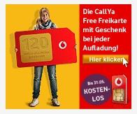 Vodafone Free Callya