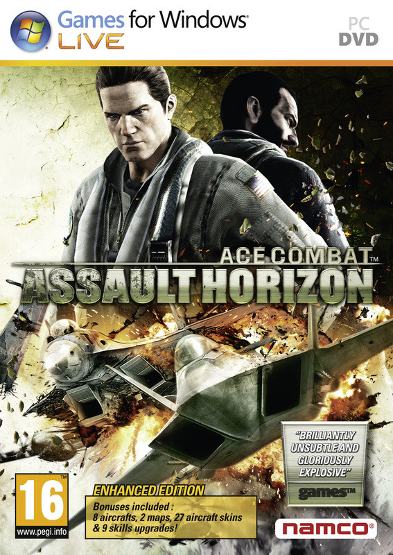 Ace Combat Assault Horizon Enhanced Edition - FLT