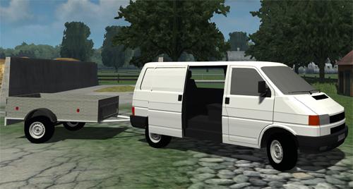 VW T4 Pack