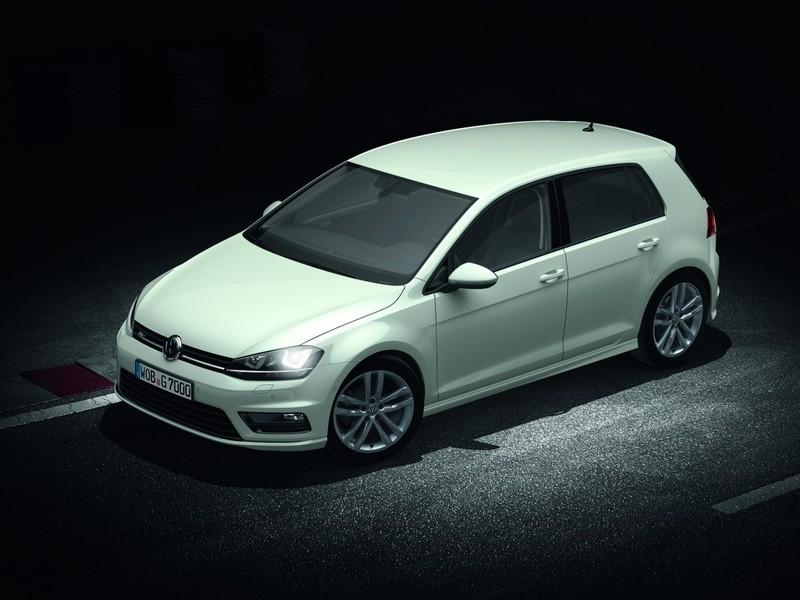 Volkswagen Golf 7 Rline - Fotos de coches - Zcoches
