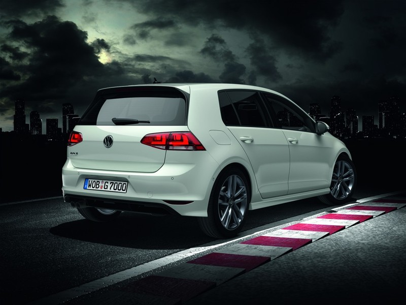 Golf 7 Rline - Fotos de coches - Zcoches