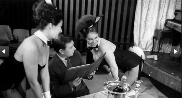 Króliczki Playboya z perspektywy czasu 33