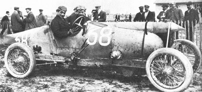Pierwsze wyścigi samochodowe 37