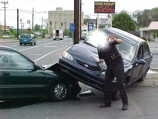 Wypadki samochodowe #4 16