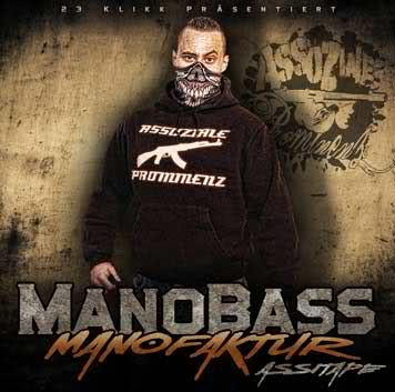 Cover: ManoBass - Manofaktur (Assitape) (2011)