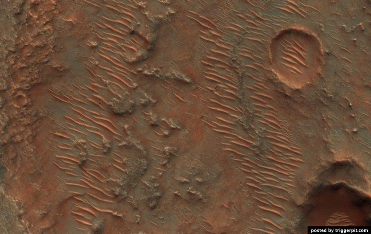 Powierzchnia Marsa 3