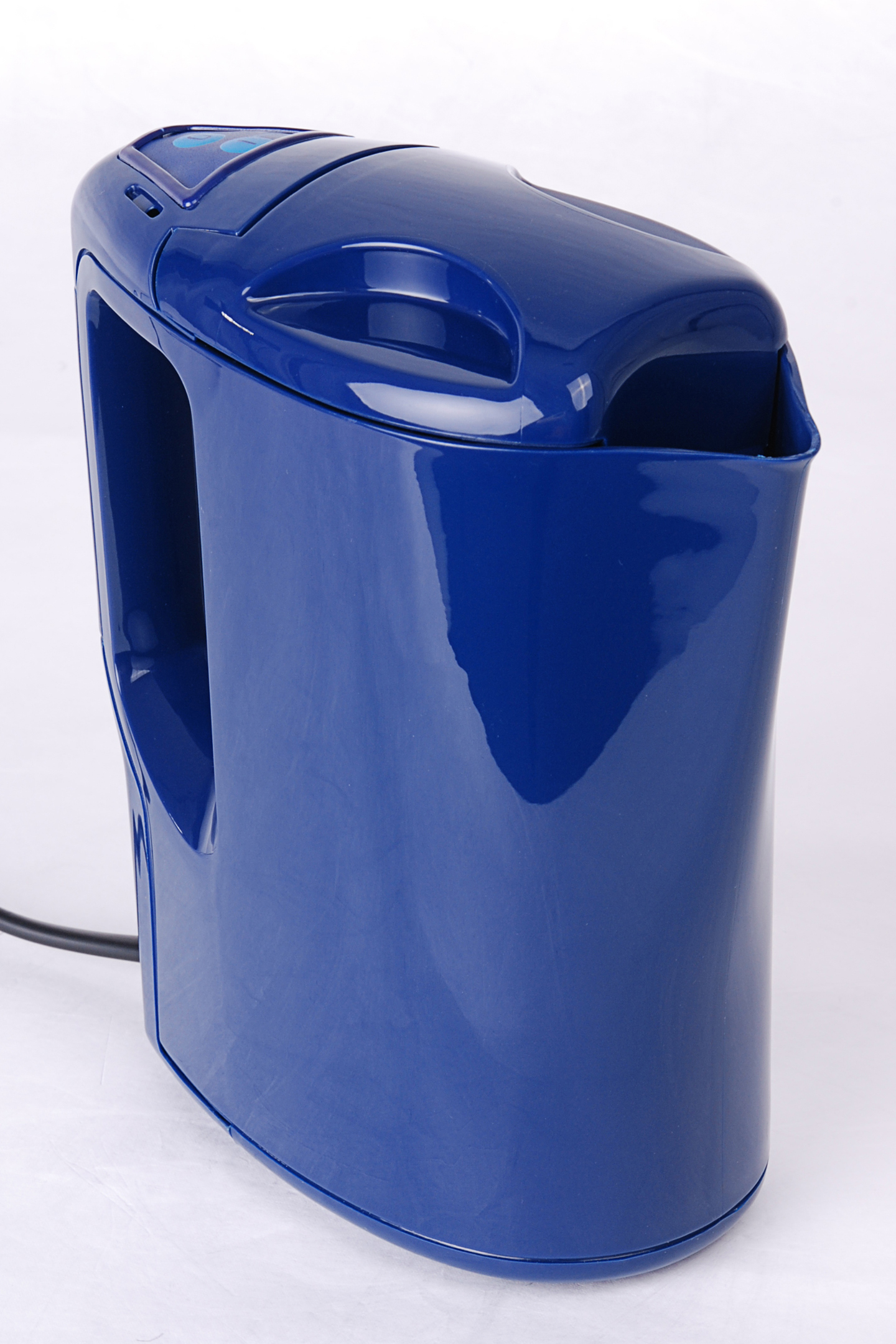 wasserkocher 24 v f r lkw auto camping 24v 1l blau ebay. Black Bedroom Furniture Sets. Home Design Ideas