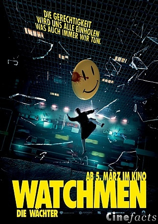 Cover: Watchmen Die Waechter.TS.LD.German.XviD-TRG