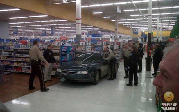 Najdziwniejsi klienci z WalMart #15 10