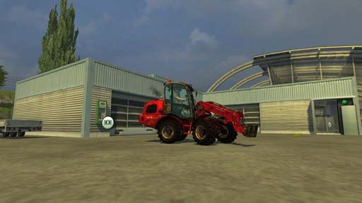 Weidemann CX100T 4270 v1.0 Beta