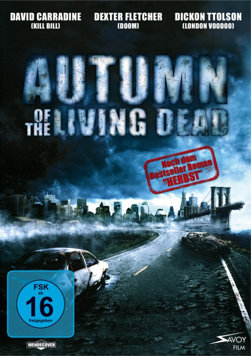 [Streaming] Autumn of the living dead