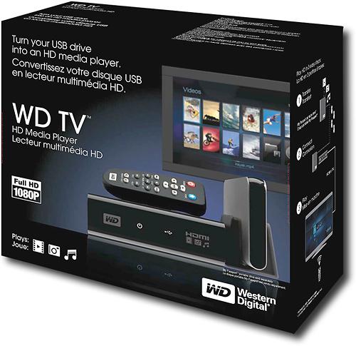 western digital tv hd media player part 2. Black Bedroom Furniture Sets. Home Design Ideas