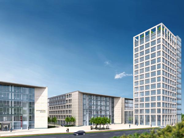Dortmund windmill21 hochhaus auf eis deutsches architektur forum - Architekturburo dortmund ...
