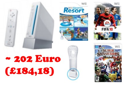 Wii Bundle Amazon UK