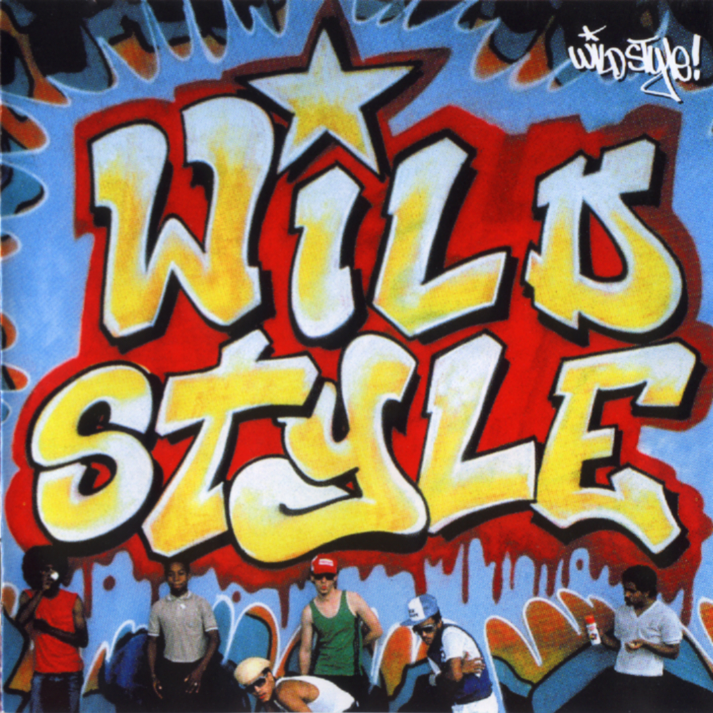 Various - Wild Style OST (Reissue From 1998, 1983)