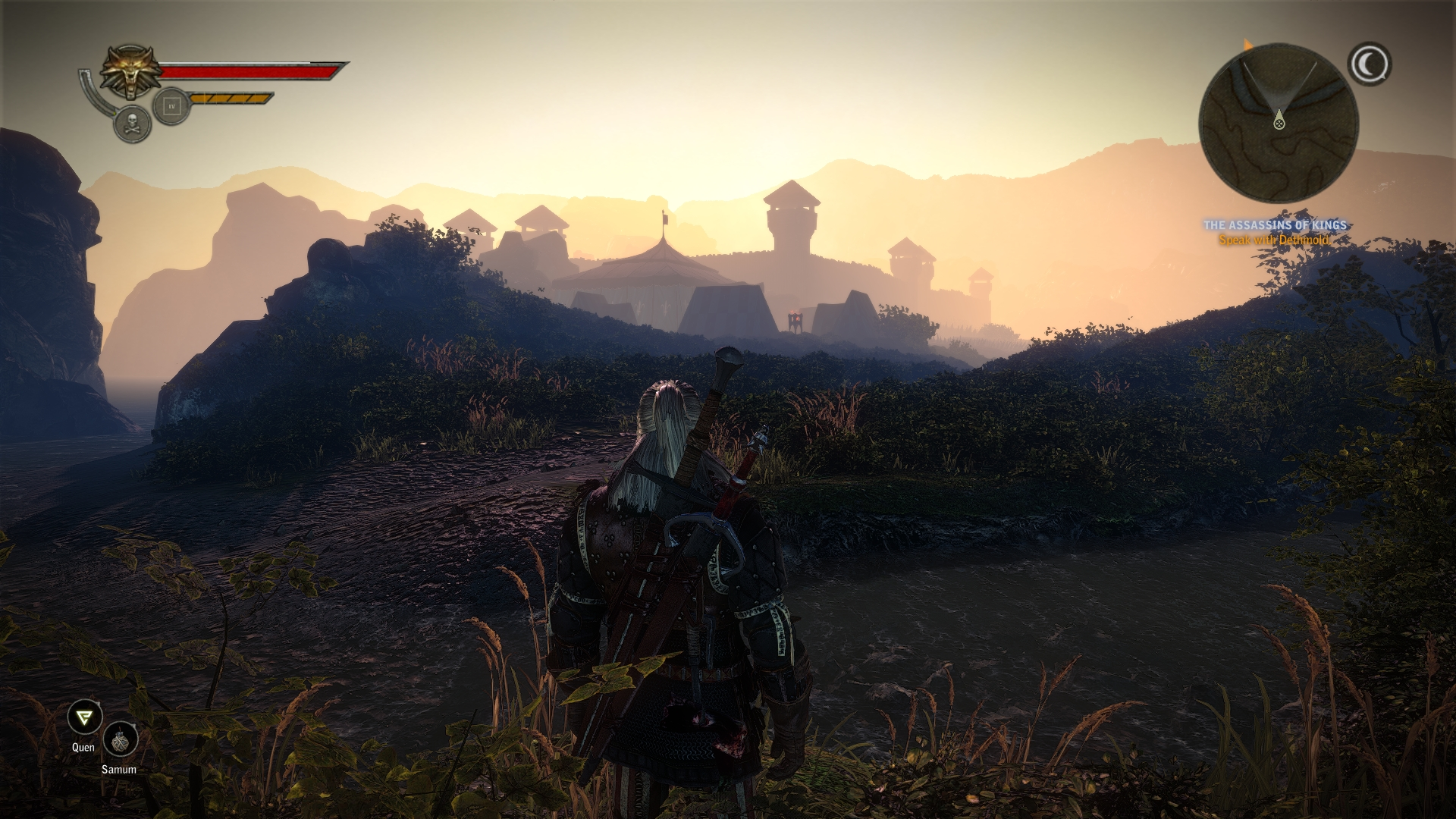 Dwarf mines witcher 2 patch
