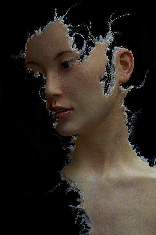 Hiperrealizm: rzeźby 6