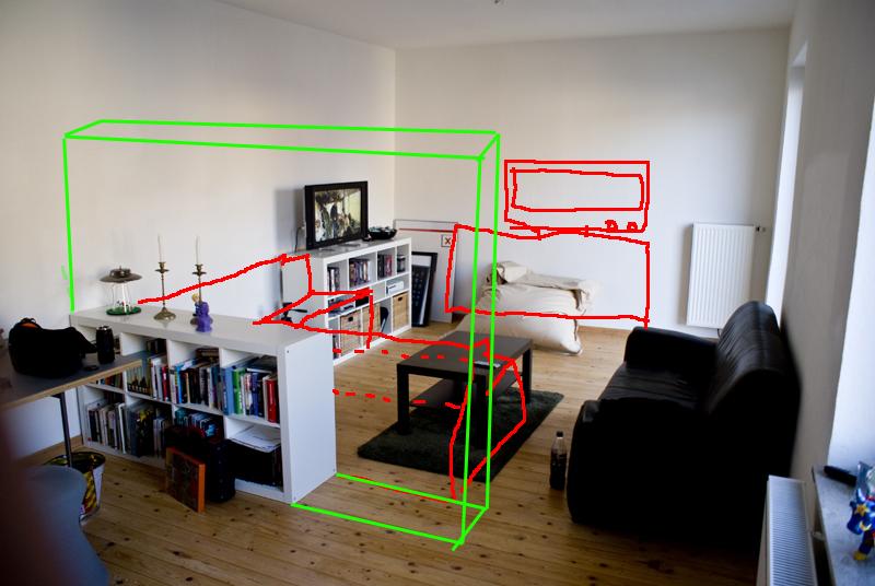 Nice Feng Shui Wohnzimmer Schreibtisch Ideen Wall Inside ...