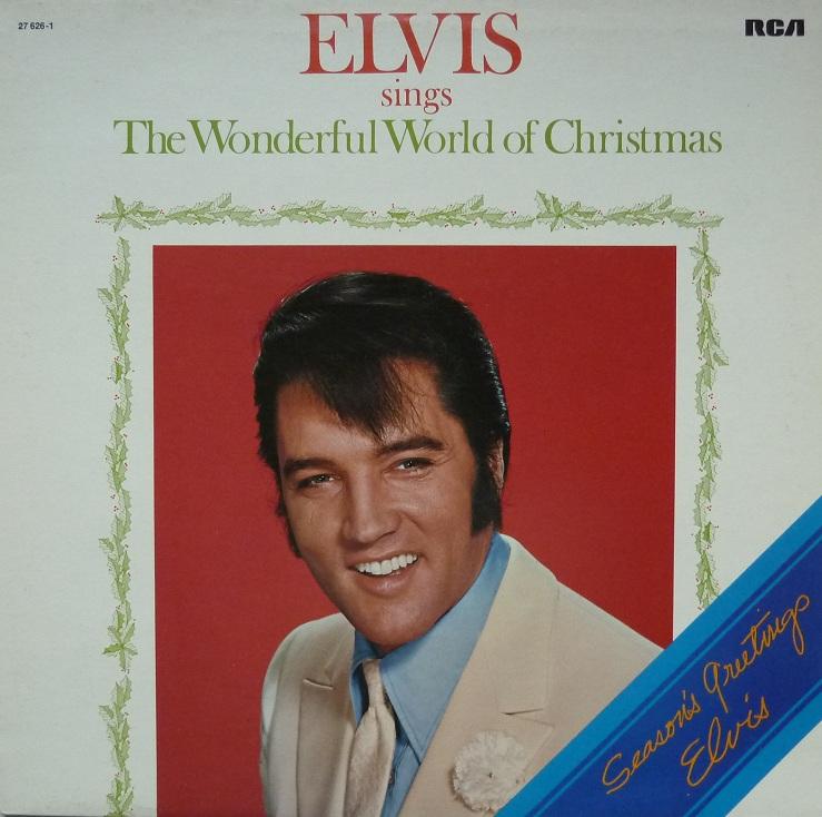 ELVIS SINGS THE WONDERFUL WORLD OF CHRISTMAS Wonderfulworldofchrisvop8h